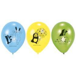 Balóny Krtko 23cm 6ks