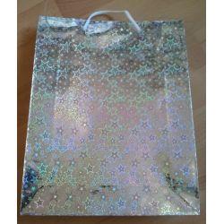 Darčeková taška - Strieborná