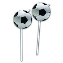Zapichovadlá na muffiny - Football