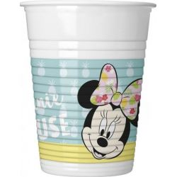 Poháre Minnie (8ks) 200ml