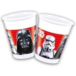 Star Wars poháre 200ml (8ks)