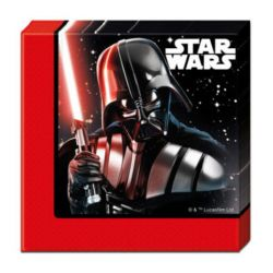 Star Wars servítky 2-vrstv. 33x33cm (20ks)