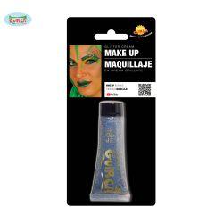 Trblietavý make up - strieborný 20ml