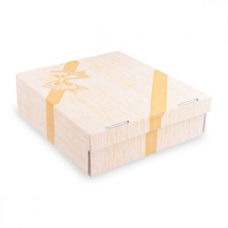 Krabica na tortu -celoplošná potlač- 28x28x10 cm (1 ks)