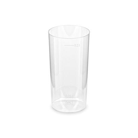 Pohár kryštál na Longdrink 2 cl / 0,2 l (10ks)