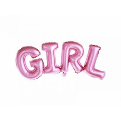 Fóliový nápis GIRL