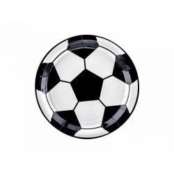 Papierové taniere Futbal