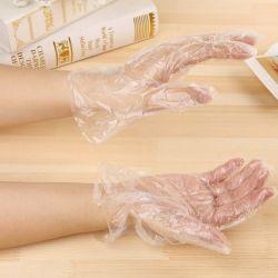 """Jednorázové mikroténové rukavice (HDPE) veľkosť """"M"""" (100ks)"""