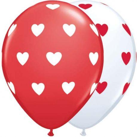 Veľké srdcia (28cm)