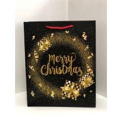 Vianočné darčeková taška Merry Christmas
