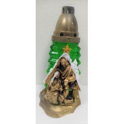 Vianočný kahanec stromček sv. rodina