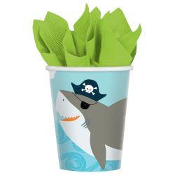 Piratske poháre, Žralok