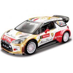 Bburago auto Race Rally 1:32, 2 druhy