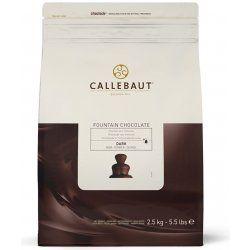 belgická čokoláda callebaut - horká