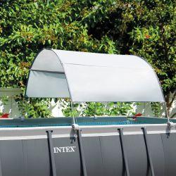 Intex 28054 Solárny prístrešok pre bazény s obdĺžnikovým a oválnym rámom