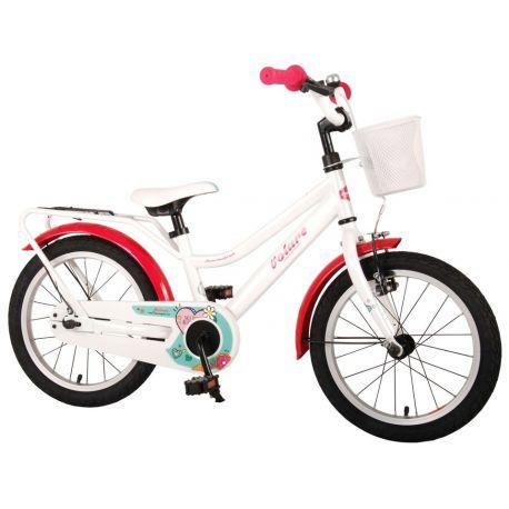"""Bicykel Brilliant biely 16"""""""