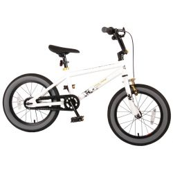 """Bicykel Cool Rider 16"""" biely"""