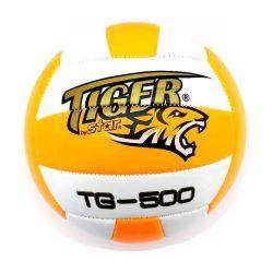 Volejbalová lopta Tiger Fluo Soft Orange 21cm