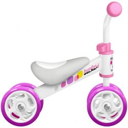Skids Control Odrážadlo Baby Walker ružové