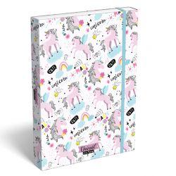 Box na zošity A4 Unicorn Magic