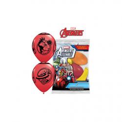 Avengers gumové balóny s potlačou