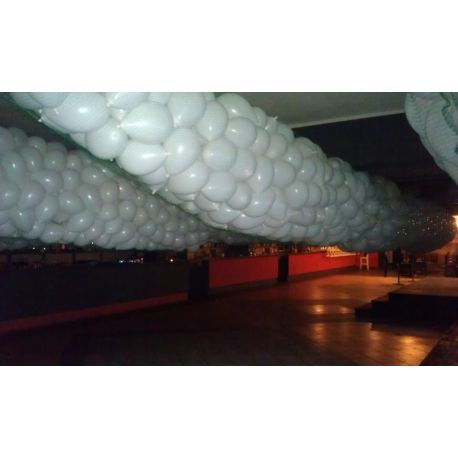 Sieť na balóny - 12m