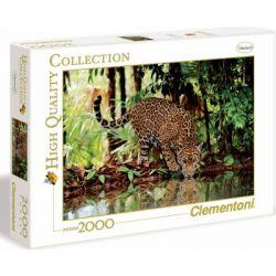 Clementoni Puzzle 2000 Leopard