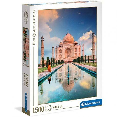 Clementoni Puzzle 1500 Taj Mahal