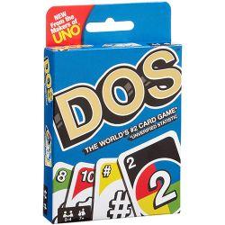Spoločenská hra karty UNO DOS