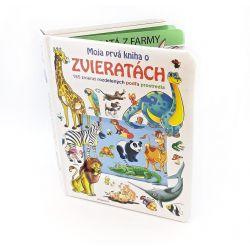 Moja prvá kniha o zvieratách