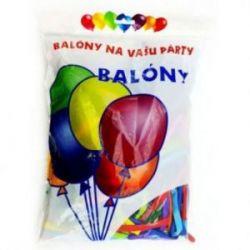 Modelovacie balóny mix farieb 100ks