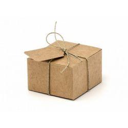 Krabička so štítkom, 6 x 5,5 x 3,5 cm