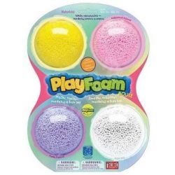 Modelína Playfoam 4farby/balenie