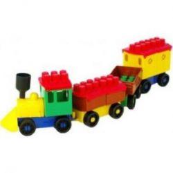 Stavebnica Lori 6 - nákladný vlak