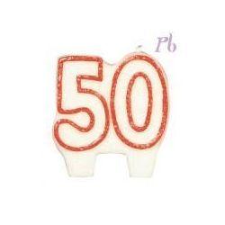 Sviečka veľké číslo 50